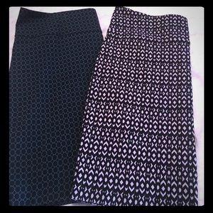 L 2 Margaret M A-line skirts